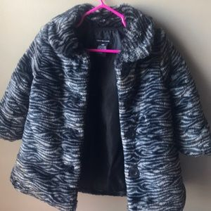 Toddler Calvin Klein dress coat